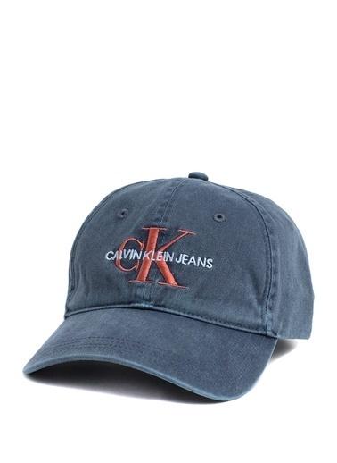 Calvin Klein Şapka Lacivert